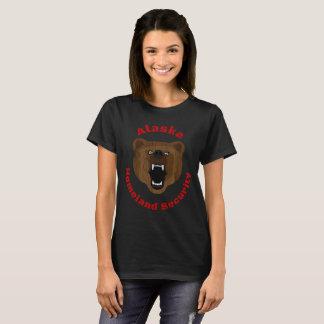 Fabulous Alaska Homeland Security Novelty T-Shirt