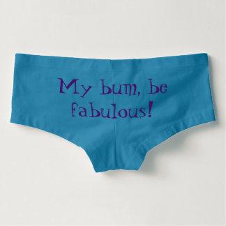 Fabulous Bum Panties! Hot Shorts