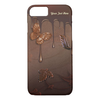 Fabulous Chocolate Ice Cream Melt iPhone 7 Case