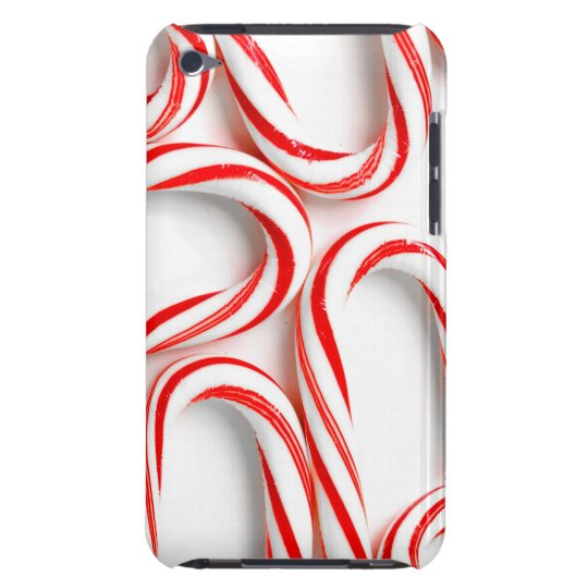 Fabulous Christmas Candy Canes iPod Case-Mate Cases