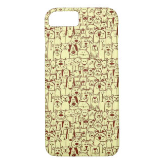 Fabulous Doggos housing iPhone 8/7 Case