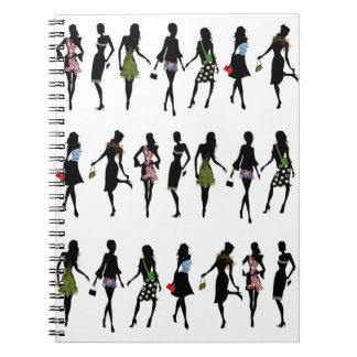 Fabulous Fashion Women Notebook