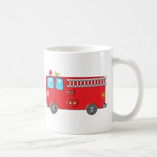 Fabulous Fire Truck Coffee Mug