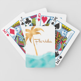 Fabulous Florida, Palm Tree Poker Deck