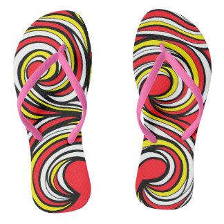 Fabulous Fortunate Tops Classical Flip Flops