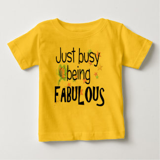 Fabulous Girl Baby T-Shirt