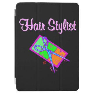 FABULOUS HAIR STYLIST HAIR CUT DESIGN iPad AIR COVER