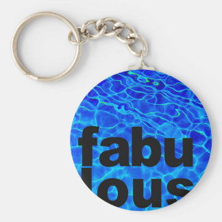 fabulous keychain