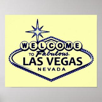 Fabulous Las Vegas Poster