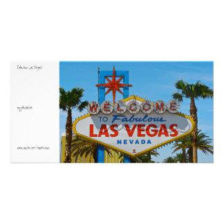 Fabulous Las Vegas - sans wires Card