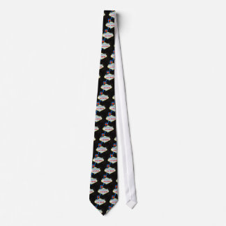Fabulous Las Vegas Sign Men's Clothing Tie