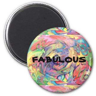 Fabulous Magnet Rainbow Blender