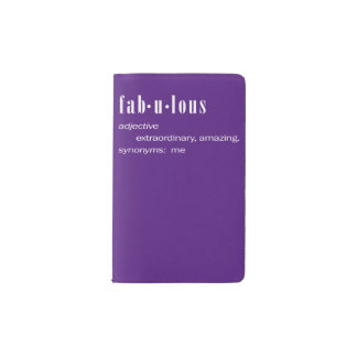 Fabulous Me Notebook
