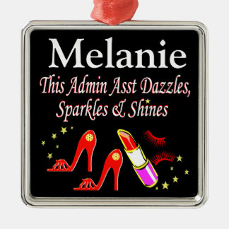 FABULOUS PERSONALIZED ADMIN ASST ORNAMENT