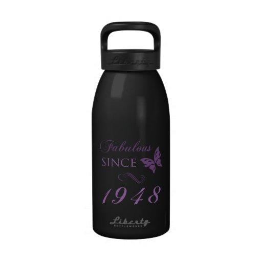 Fabulous Since 1948 Drinking Bottle
