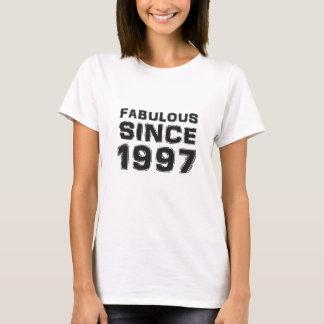Fabulous since 1997 T-Shirt