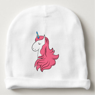 Fabulous Unicorn Baby Beanie