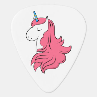 Fabulous Unicorn Guitar Pick