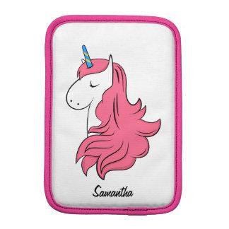 Fabulous Unicorn iPad Mini Sleeve