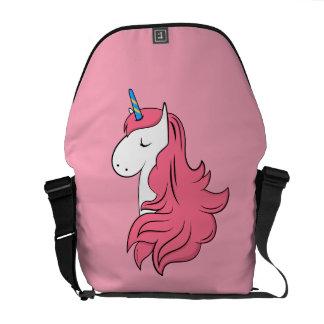 Fabulous Unicorn Messenger Bag
