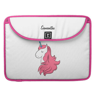 Fabulous Unicorn Sleeve For MacBooks