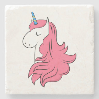 Fabulous Unicorn Stone Coaster