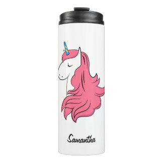 Fabulous Unicorn Thermal Tumbler