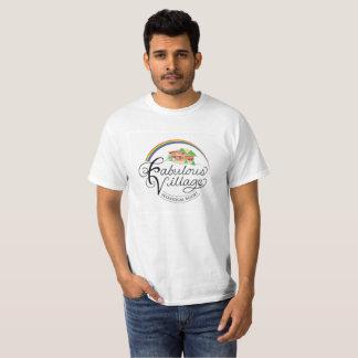 Fabulous Village Ecological Resort Logo T-Shirt
