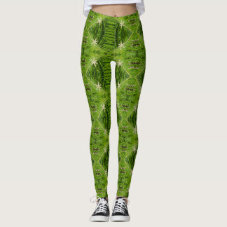Fabulously Green Leggings