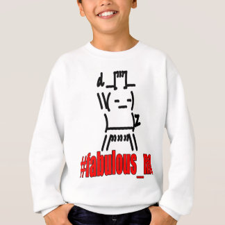 fabulousme iamfabulous old emoticon elvispresley l sweatshirt