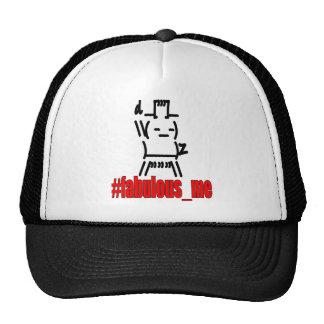 fabulousme iamfabulous old emoticon elvispresley l trucker hat