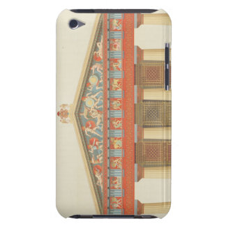 Facade of the Temple of Jupiter at Aegina (323-27 iPod Case-Mate Cases
