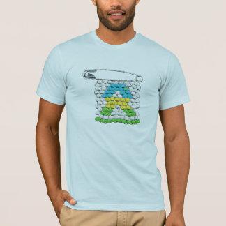 FACE AIDS Rwanda Pin T-Shirt