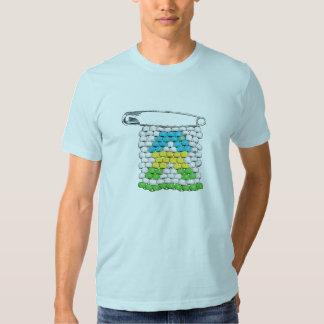 FACE AIDS Rwanda Pin T Shirts