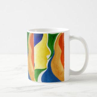 Face Beyond Classic White Coffee Mug