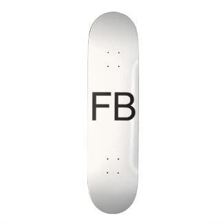 face book.ai skateboard deck