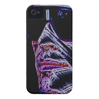 FACE - Digitally Artwork Jean Louis Glineur iPhone 4 Case