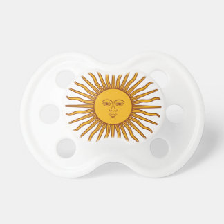 Face in the Sun - Sunshine Baby Pacifier