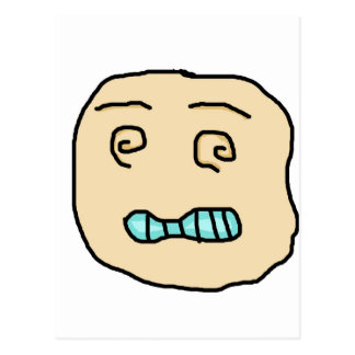 face.jpg postcard