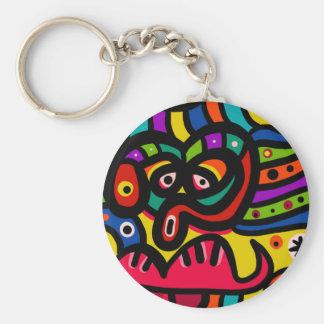 Face Keychain
