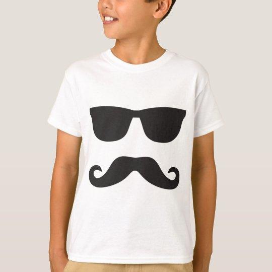 face moustache T-Shirt