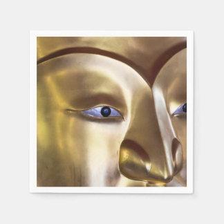 Face of Buddha Disposable Napkins