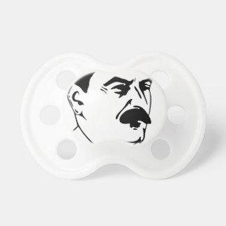Face Of Joseph Stalin Pacifier