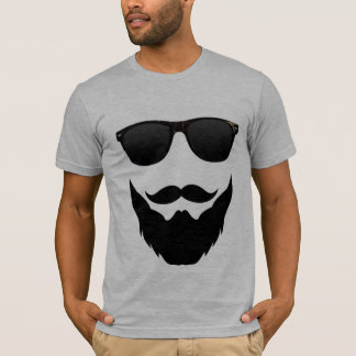 Face of Man T-Shirt