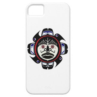 FACE OF NATURE iPhone 5 CASE