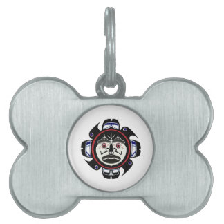 FACE OF NATURE PET TAG