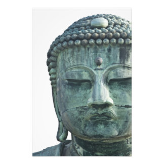 Face of the Great Buddha of Kamakura also Photo Print