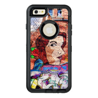 Face OtterBox Defender iPhone Case