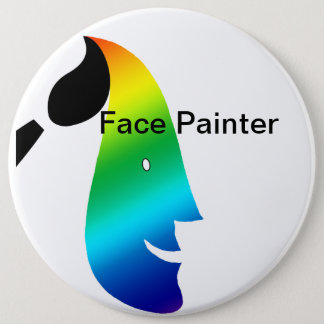 Face Painter Button