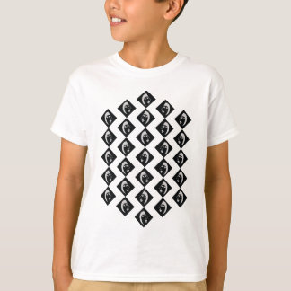 Face pattern T-Shirt